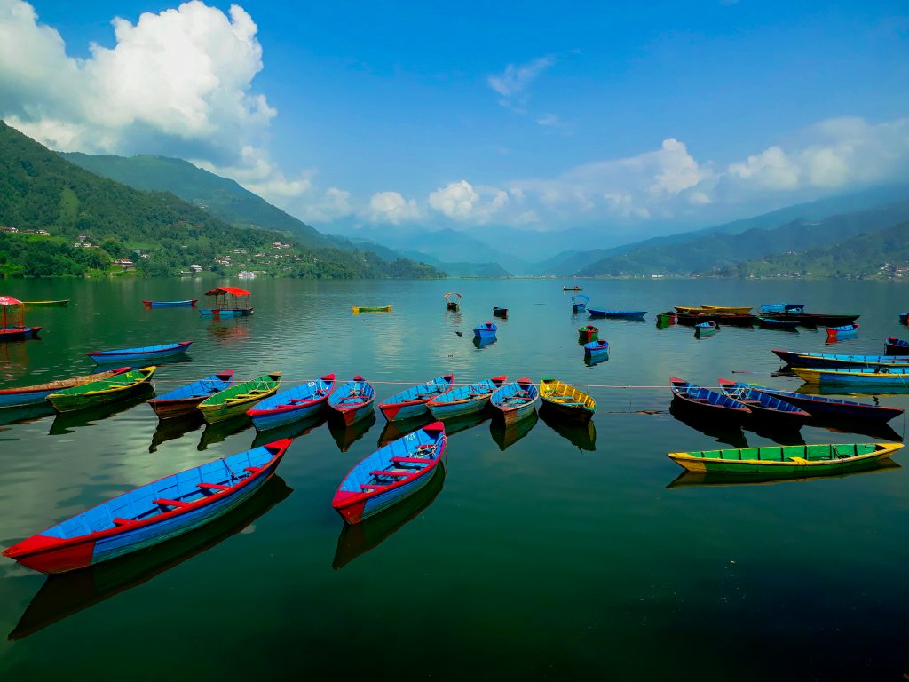 pokhara, the royal trek