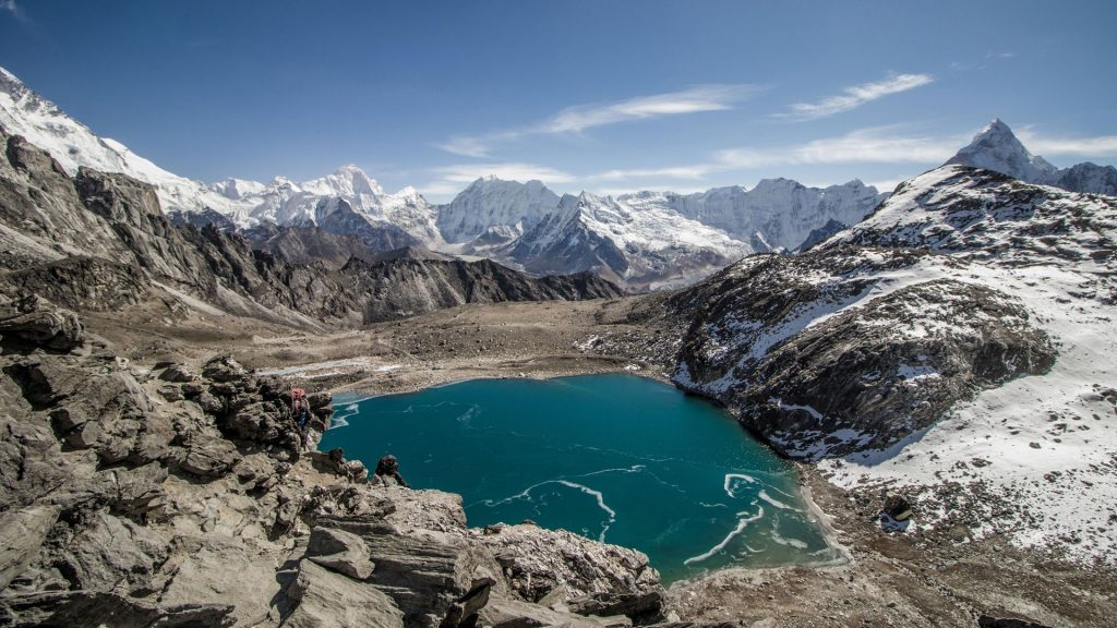 Everest circuit 3 high pass trek
