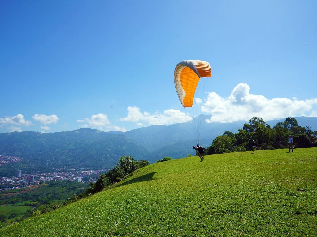 paragliding in pokhara, paragliding in nepal