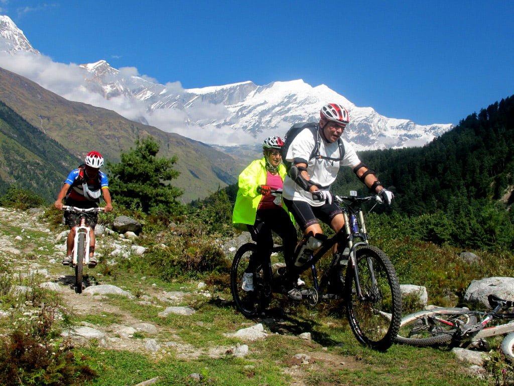 cycling tour in kathmandu, cycle tour in kathmandu