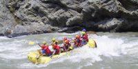 Bhotekoshi Rafting
