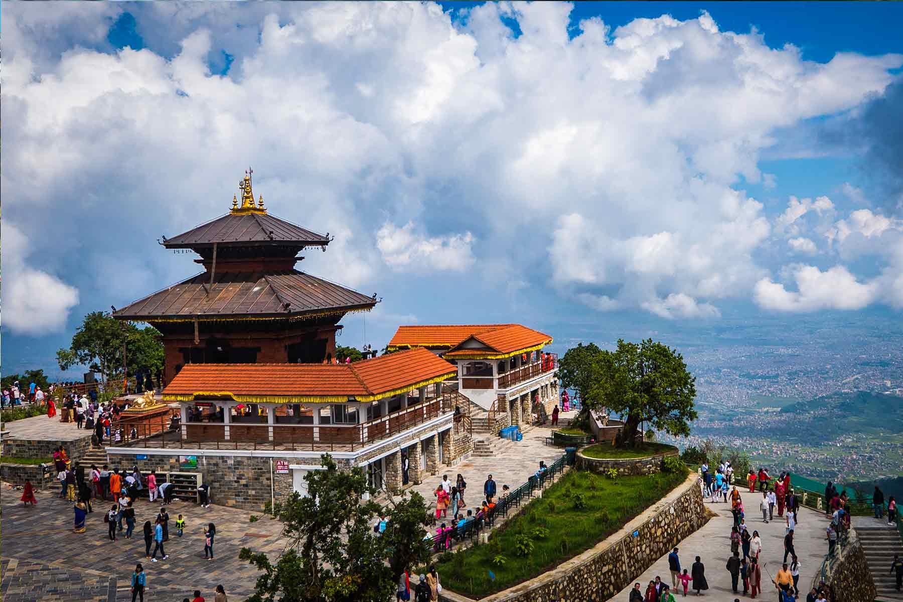 Chandragiri-Hill