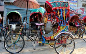 ricshaw tour